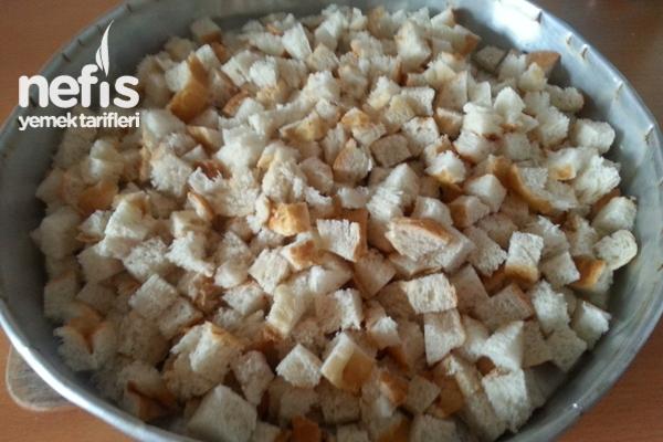 Kıtır Ekmek Yapımı