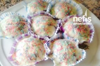 Kremalı Limonlu Muffinler Tarifi