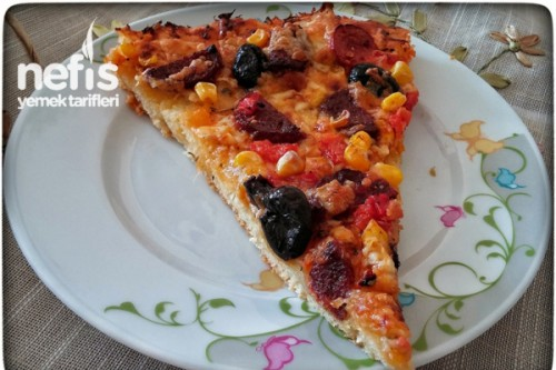 Mayasız Hamurdan Pizza Videosu