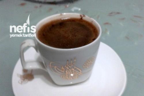 Menengiç Kahvesi (Gaziantep) Tarifi