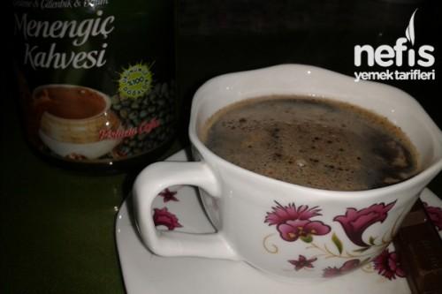 Menengiç Kahvesi Tarifi