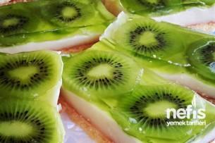 Meyveli Jöleli Pasta Tarifi