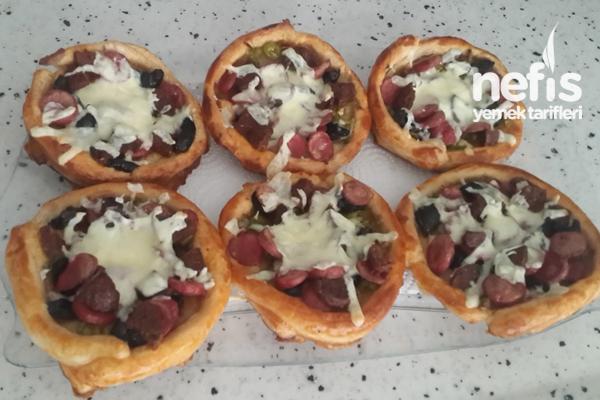 Milföyde Pizza
