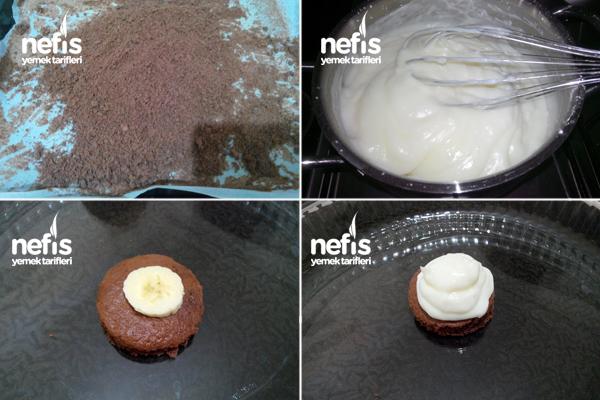 Minik Köstebek Pasta Yapımı 3