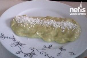Muzlu Avokado Püresi (Muzlu Avokado Dondurması) Tarifi