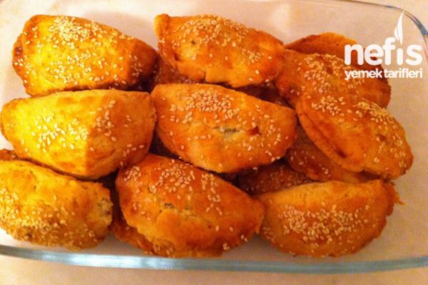 Peynirli Gevrek Poğaça Tarifi