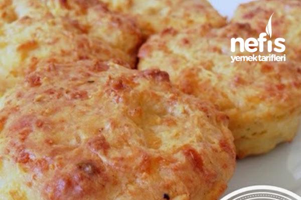 Peynirli Ve Sarımsaklı Muffin Tarifi