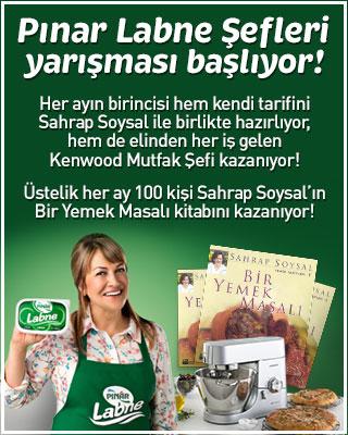pınar labne yarışması