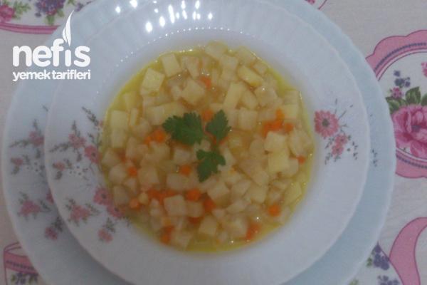 Portakallı Zeytinyağlı Kereviz Yemeği Tarifi