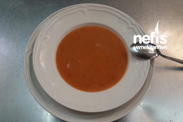 Pratik Tarhana Çorbası (Taze Tarhana) Tarifi