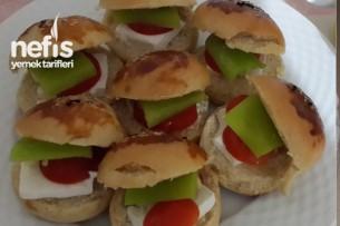 Sandviç Ekmeği Yapımı Tarifi
