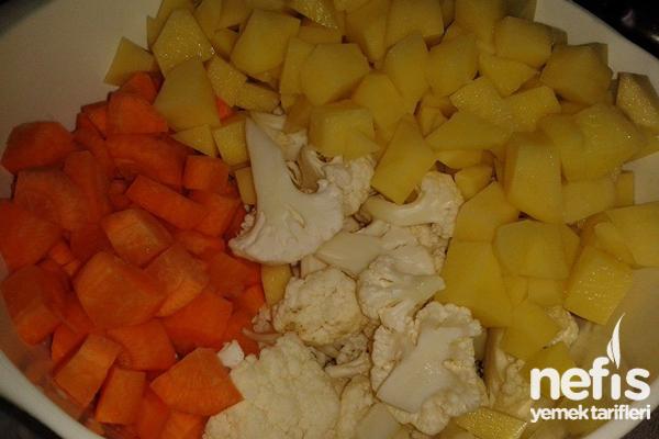 Sebze Yemeği