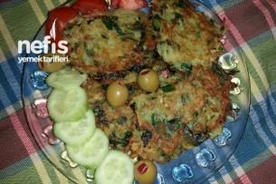 Sebzeli Patates Köftesi (Pratik) Tarifi