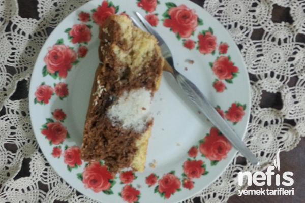 Sürprizli Kek Yapımı 3