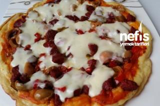 Tavada Kolay Pizza 1