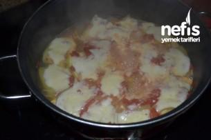 Tulum Peynirli Kabak Yemeği Tarifi