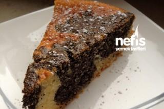 Yoğurtlu Haşhaşlı Pasta (Joghurt Mohnkuchen) 4