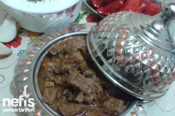 Tas Kebabı Yapımı Tarifi