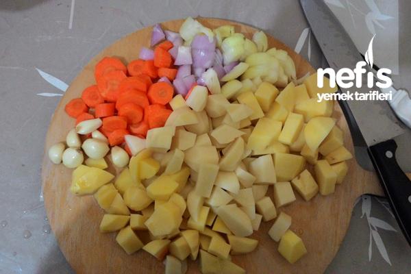 Havuçlu Patatesli Hindi Yahnisi 3