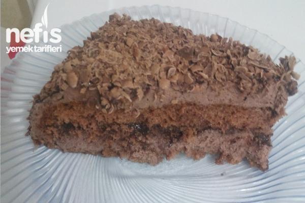 Nefis Çikolatalı Pastam Tarifi