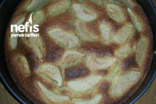 Nefis Elmalı Kek Tarifi