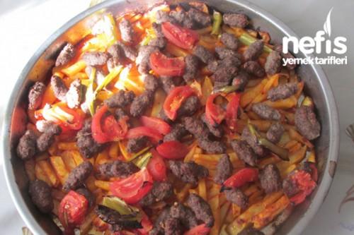 Gt et yemekleri gt köfte tarifleri gt fırında patates köfte tarifi
