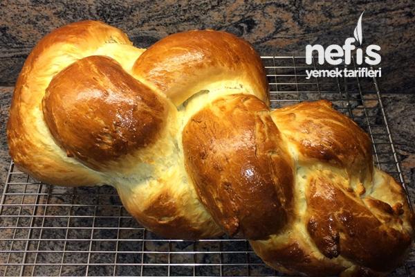 Iİviçre Pazarörgüsü Ekmeği – Schweizer Sonntagszopf Tarifi