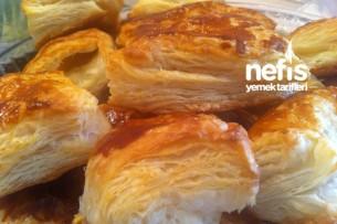 Ev Yapımı Milföy Börek ( Sarıyer Böreği) Tarifi