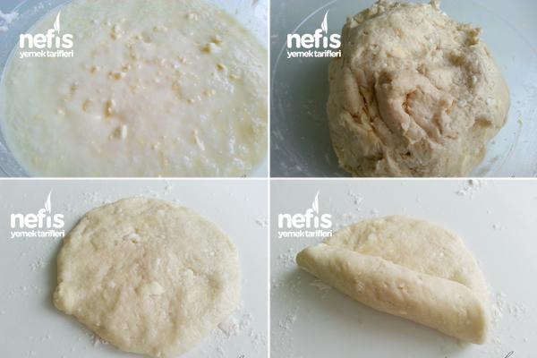 Peynirli Rulo Çörek Yapılışı 1