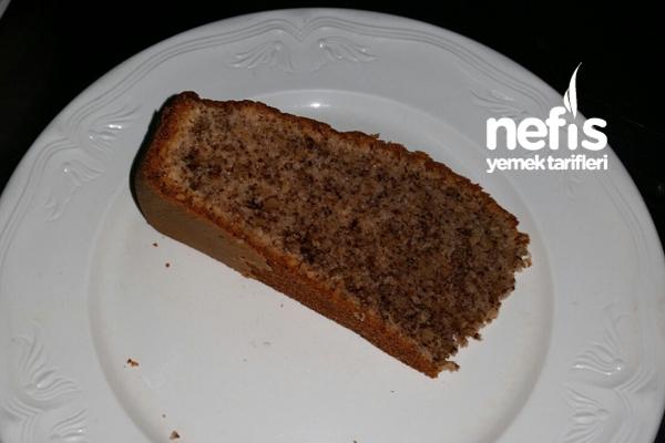 Fındıklı Adaçaylı ve Lavantalı Kek 1