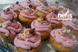 Vişneli Cupcakes Tarifi