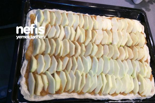 Elmalı Tart Yapımı Videosu