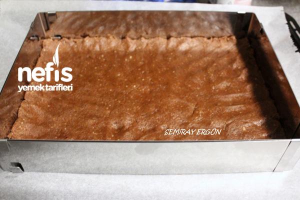 Marmelatlı Kurabiye (Linzer Plätzchen) 2