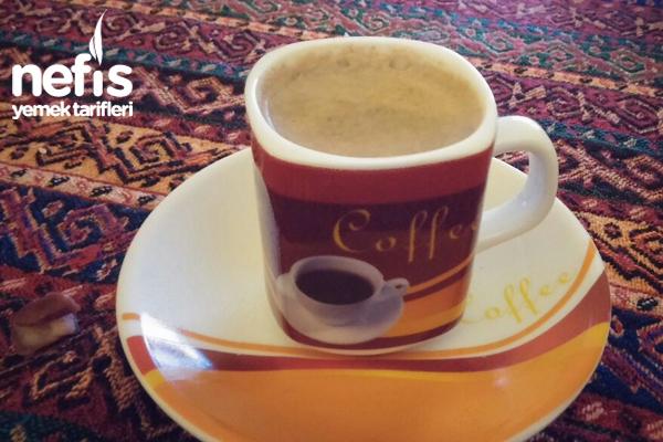 Salepli Türk Kahvesi Tarifi