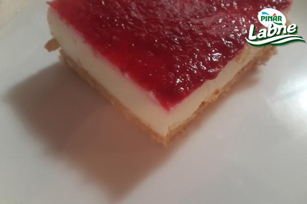 Köpük Cheesecake Tarifi