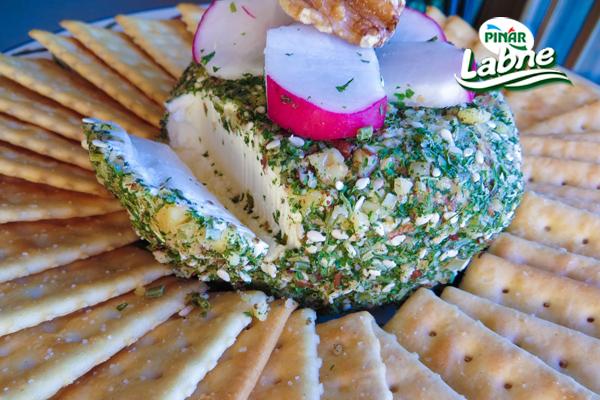 Baharatlı Labne Peyniri Tarifi