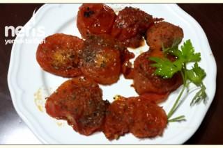 Domates Kızartması (100 Cal) Tarifi