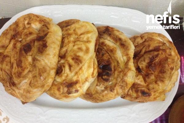 Patatesli Börek Yapımı Tarifi