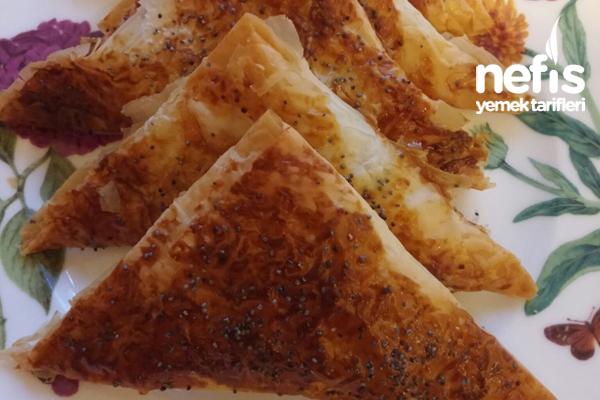 Kıymalı Patatesli Çıtır Börek Tarifi