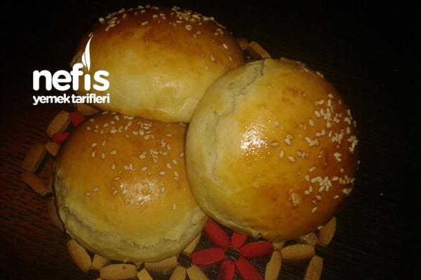 Peynir Suyu İle Yumuşacık Poğaça (Sandviç Ekmeği) Tarifi
