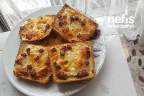 Fırında Kahvaltılık Yumurtalı Ekmek 64