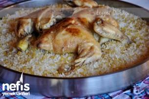 Balkan Usulu Tavuk Kapama