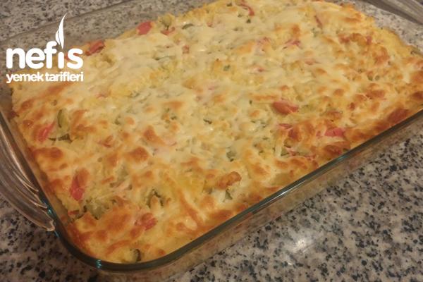 Kremali Patates Tarifi