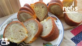 Labne Peyniri Dolgulu Muzlu Kek Nasıl Yapılır?