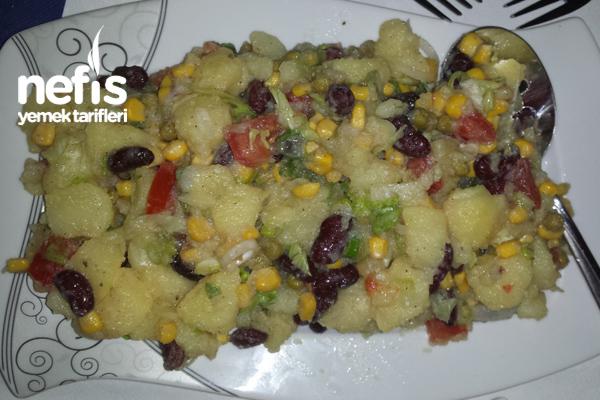 Enfes Patates Salatam