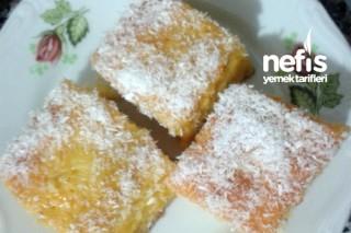 Portakal Sulu Portakallı Kek Tarifi