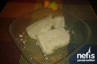 Ev Peyniri Tarifi