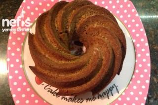 Sütsüz Cevizli Kek