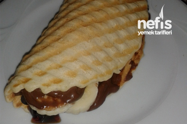 Tost Makinesinde Waffle Hamuru - Nefis Yemek Tarifleri
