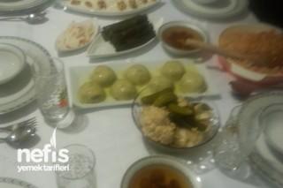 Ailece Akşam Yemeği Tarifi